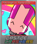 Castle Crashers Foil 4