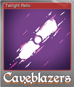 Caveblazers Foil 9