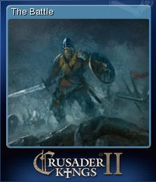 Crusader Kings II Card 4