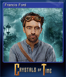 Crystals of Time Card 4
