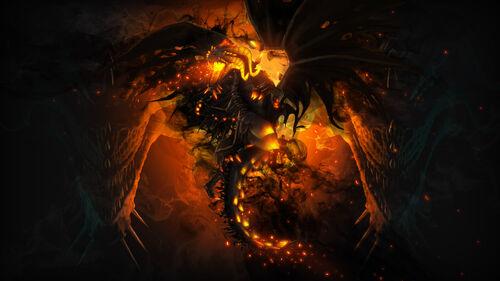 Dragons and Titans Artwork 1