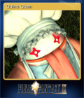 FINAL FANTASY IX Card 6