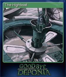 Goodbye Deponia Card 5