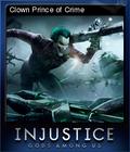 Injustice Gods Among Us Card 5