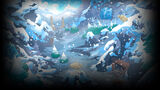 Kingdom Rush Background Icewind Pass