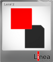 Linea, the Game Foil 2