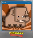 Mindless Running Foil 2