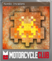 Motorcycle Club Foil 3