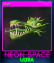 Neon Space ULTRA Card 2