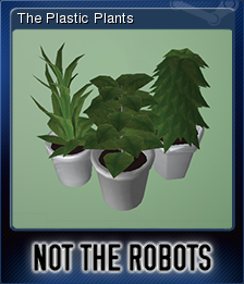 Not The Robots Card 6
