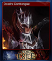 Path of Exile Card 03