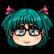Pixel Puzzles 2 Anime Emoticon happyfairy