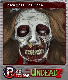 Pixel Puzzles UndeadZ Foil 03