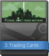 Please Don't Touch Anything Booster Pack