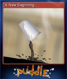 Puddle Card 1