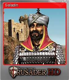 Stronghold Crusader HD Foil 5