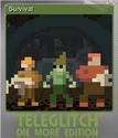 Teleglitch Die More Edition Foil 5