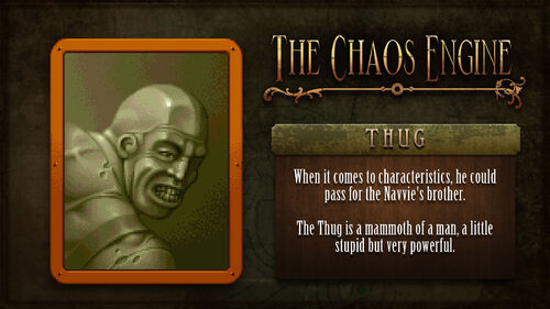 The Chaos Engine Artwork 6