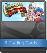 The Incredible Baron Booster Pack