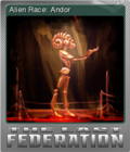 The Last Federation Card 02 Foil