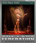 The Last Federation Card 02 Foil