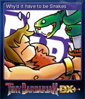 Tiny Barbarian DX Card 2