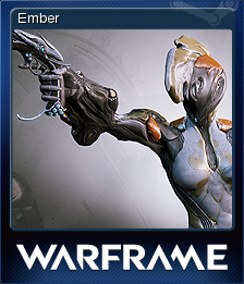 Warframe Card 2