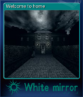 White Mirror Card 7