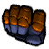 A.R.E.S. Extinction Agenda Emoticon fist