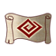 Aarklash Legacy Emoticon diamondscroll