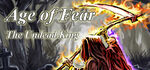 Age of Fear The Undead King Logo