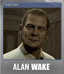 Alan Wake Foil 4