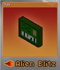 Alien Blitz Foil 6