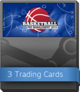 Basketball Pro Management 2015 Booster Pack