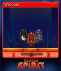 Beater Spirit Card 5