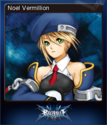BlazBlue Calamity Trigger Card 3