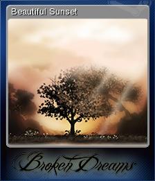 Broken Dreams Card 3
