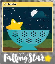 Catch a Falling Star Foil 2