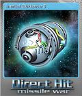 Direct Hit Missile War Foil 7