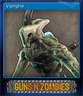 Guns n Zombies Card 2
