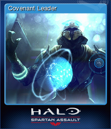 Halo Spartan Assault Card 3
