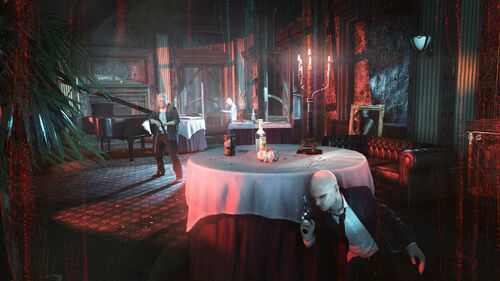 Hitman Absolution Artwork 8