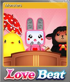 LoveBeat Foil 5