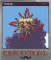 Moustache Mountain Foil 3