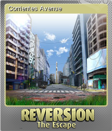 Reversion - The Escape Foil 5