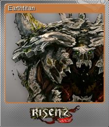 Risen 2 Dark Waters Foil 1