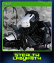 Stealth Labyrinth Card 2