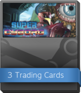 Super Cyborg Booster Pack