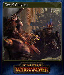 Total War WARHAMMER Card 2
