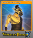 Villagers and Heroes Foil 10